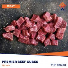 Premier Beef Cubes