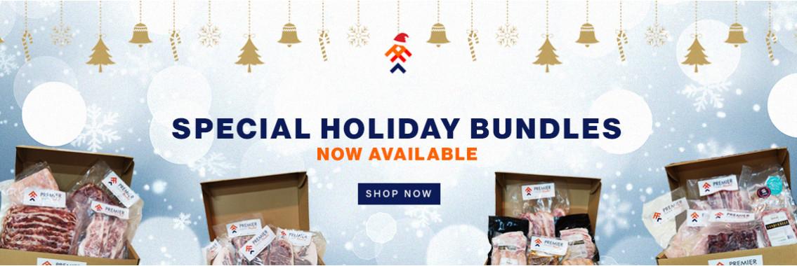 Special Holiday Bundles