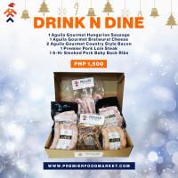 Drink N Dine Bundle