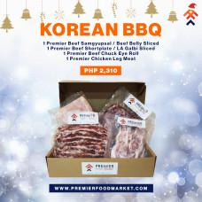 Korean BBQ Bundle