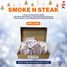 Smoke N Steak Bundle