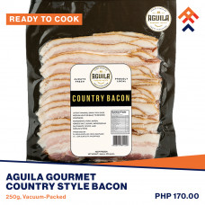 Aguila Gourmet Country Style Bacon