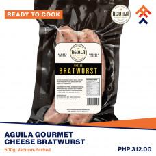 Aguila Gourmet Cheese Bratwurst