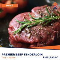 Premier Beef Tenderloin