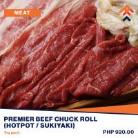 Premier Beef Chuck Roll (Hotpot/Sukiyaki)