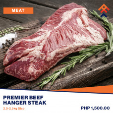 Premier Beef Hanger Steak