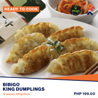 Bibigo King Dumplings