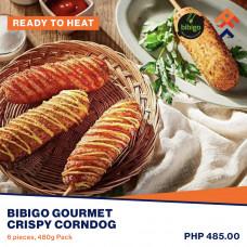 Bibigo Gourmet Crispy Corndog