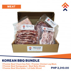 Korean BBQ Bundle