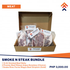 Smoke N Steak Bundle