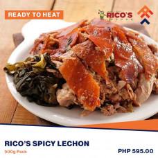 Rico's Lechon Spicy