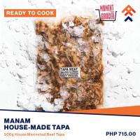 Manam House-Made Tapa