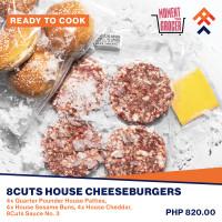 8Cuts House Cheeseburgers