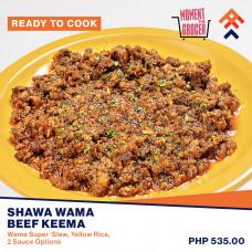 Shawa Wama Beef Keema