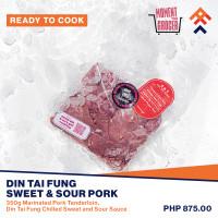 Din Tai Fung Sweet & Sour Pork