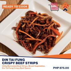 Din Tai Fung Crispy Beef Strips