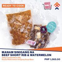 Manam Sinigang na Beef Short Rib & Watermelon